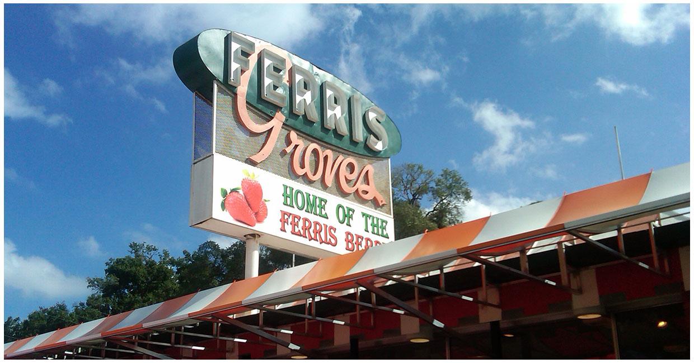 Ferris Groves The Finest Name In Citrus
